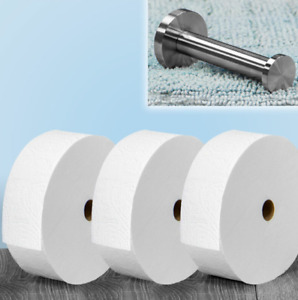 CHARMIN ULTRA SOFT FOREVER ROLL STARTER KIT (SCREW-IN WALL MOUNT INCLUDED)