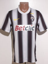 JUVENTUS ITALY 2011/2012 HOME FOOTBALL SHIRT JERSEY NIKE SIZE S ADULT