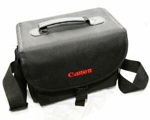 Canon DSLR Padded Camera Shoulder Bag Case