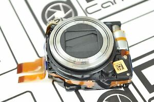 Lens Zoom Assembly for Casio Exilim EX-ZS100 ZS150 ZS160 H35 ZR500 Silver A0226