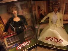 Collectors Edition, 2 Lot de Sandy de Grease Barbie Doll