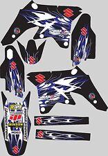 Graphics for 2010-2016 Suzuki RMX450Z RMX 450Z Decal fender shrouds