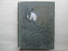 CHARMING TALKS ABOUT PEOPLE AND PLACES Lida Brooks Miller 1897 HC Being a Trip