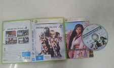 Dead OR Alive 4 Xbox 360 With Manual PAL Version