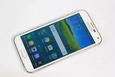 Samsung Galaxy S5 - 16GB - White (Unlocked)  GOOD CONDITION, GRADE B 524 546