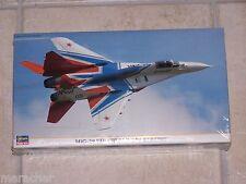 "Maquette HASEGAWA 1/72ème MiG-29 FULCRUM ""NEW STRIZHI"""