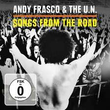 Frasco Andy & The U.n. - Songs From The Road NEW CD