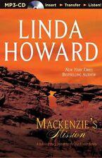Linda HOWARD / MACKENZIE'S MISSION   [ Audiobook ]