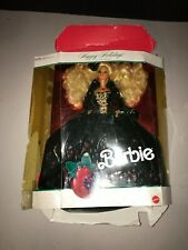 Happy Holidays Special Edition 1991 Barbie Doll