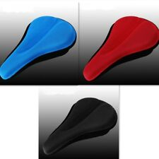 Bicycle Seat Saddle Cover Soft Gel Cushion Comfort Padding for Mountain Bikes
