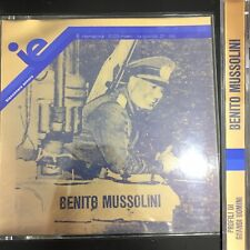 Benito Mussolini - Film Super 8 Bianconero Sonore - Italien - Ie International