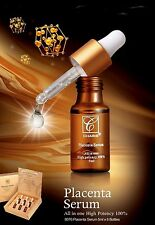 Placenta Serum with Vitamin C 6 bottles x5ml Stem-Cell Exceptional Effectiveness