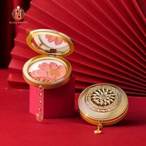 ZEESEA Palace Identity Peony Blush For Women Makeup