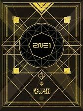 2NE1-CRUSH (TYPE-A)-JAPAN 2 CD+DVD+BOOK Ltd/Ed L60