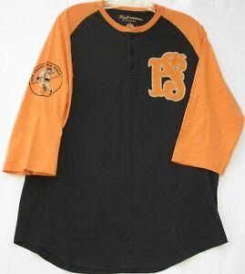 Wright & Ditson 3/4 sleeve San Francisco Seals minor league shirt size large