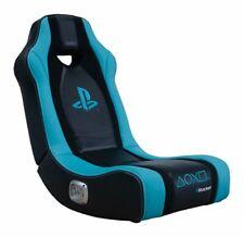 X Rocker Wraith PlayStation Headrest Audio Folding Gaming Chair.