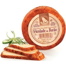 1 (Whole Ball) Portuguese SPICY CURED CHEESE (Herdade Barão) w/ Tracking Number