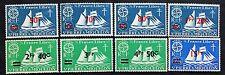 Timbre ST PIERRE ET MIQUELON Stamp -Yvert et Tellier n°315 à 322 n* (Col7)