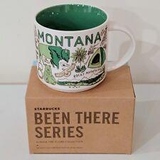 Starbucks Montana Been There 14oz Mug