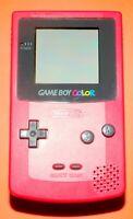 Console Portatile Nintendo Game Boy Color GBC Videogames Videogiochi Giochi Game
