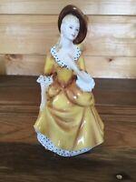 Vintage Royal Doulton Figurine Sandra HN 2275