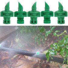 10 Stk. Micro Garten Rasen Wasser Spray Misting Düse Sprinkler Bewässerung Water