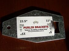 Industrial Shed Bottle Opener (c purlins apex haunch base plates brackets steel)