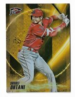 2019 Topps of the class baseball Shohei Ohtani Greats insert 092/299