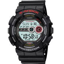 Casio G-Shock LCD Black resin Chronograph watch GD-100-1AER