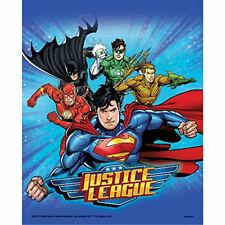 Justice League Party Bags, Pack of 8   NEW