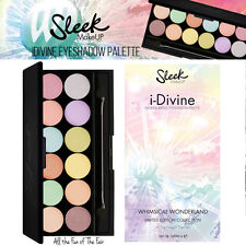Sleek Make up - I Divine 12 Couleurs Fard à Paupières - All The Fun Of The Fair