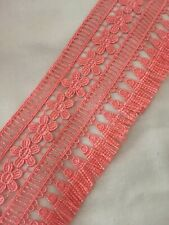tassel lace trim fringe cotton 2 inch 50mm stunning lace dress making lampshade