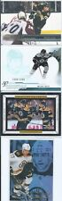 Milan Lucic  4- Insert Lot  w/UD Canvas  Boston Bruins
