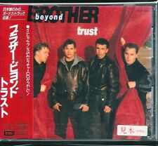 Brother Beyond Trust +1 Japan CD w/obi pwl TOCP-6087