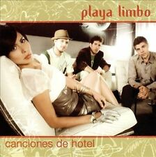 Playa Limbo Canciones de Hotel CD New Nuevo Sealed