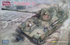 Amusing Hobby 35A012 Panther II Prototype Design Plan   1:35
