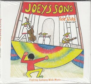 Joey's Songs for kids - Volume one CD 2011 NEW SEALED
