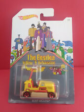 HOT WHEELS THE BEATLES YELLOW SUBMARINE - VOITURE - 1/6 - MATTEL - R 4187