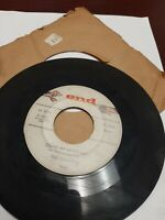 45 Record The Chantels Come My Little Baby/Maybe VG