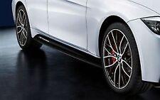 GENUINE BMW M PERFORMANCE SIDE SILL DECAL VINYL STICKERS F30/31 51192240983