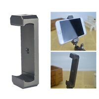Clip Bracket Monopod Tripod Stand Mount Holder Adapter For Camera Cell Phone
