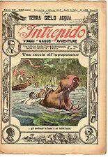 rivista L'INTREPIDO ANNO 1928 NUMERO 432