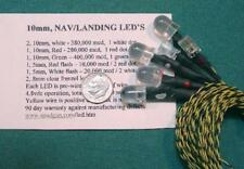 10mm NAVIGATION LED LANDING LIGHTS. SUPER BRIGHT