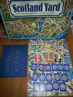 Scotland Yard Game from Ravensburger  - Spare pieces to complete your game