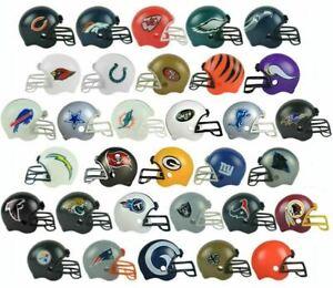 NFL Logo Mini Pocket Size Helmet PICK YOUR TEAM Party Favor Stocking Stuffers