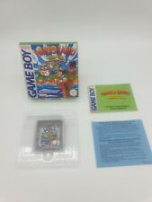 NEW Nintendo Game boy Gameboy SUPER MARIO WARIO LAND OVP BOITE Boxed DMG-WJ-FAH
