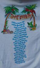 Jimmy Buffet 2001 Tour Concert Venue Adult Shirt size M
