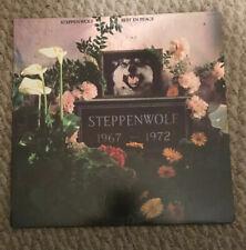 STEPPENWOLF - REST IN PEACE 1967 > 1972 - DUNHILL 1972 *EX* VINYL LP 1st