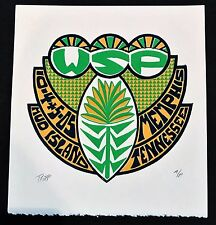 Widespread Panic - Mud Island, Tn 2005 Print - TriPp Original Silkscreen