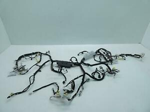 2017 2018 2019 TOYOTA SIENNA OEM DASHBOARD PANEL COMPLETE WIRING WIRE HARNESS